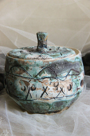 unique-handmade-carved-small-stoneware-ceramic-trinket-jar