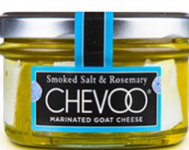Chevoo - Smoked Salt & Rosemary