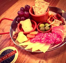 Special Event Cheese & Meat Platter -Champagne Event