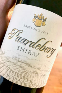 2018 Babylon's Peak Shiraz 750ml