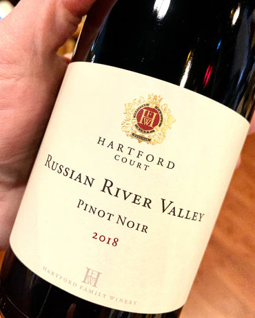 2018 Hartford Court Russian River Pinot Noir 750ml