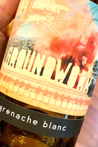 2018/19 Groundwork Grenache Blanc 750ml