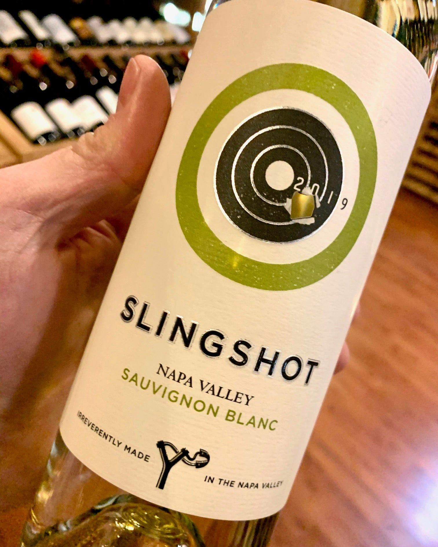 2019 Slingshot Sauvignon Blanc - Napa Valley 750ml