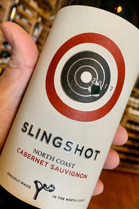 2017 Slingshot Cabernet Sauvignon North Coast 750ml