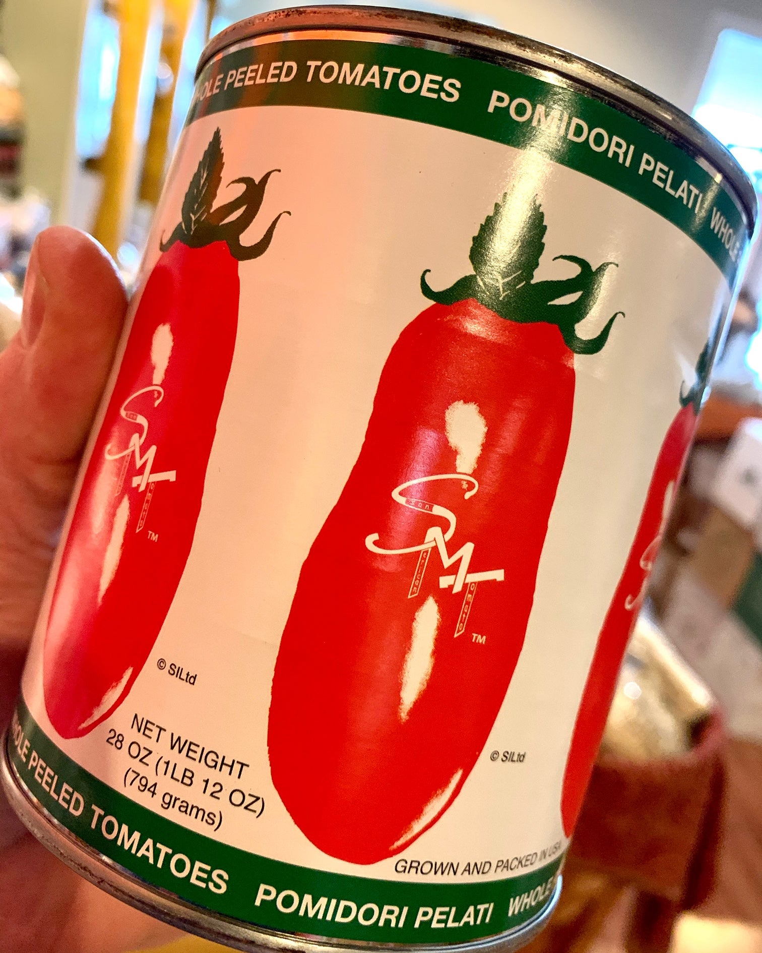 A Can of Really Good Tomatoes 28oz