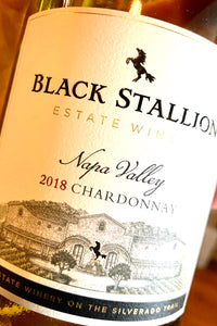 2018 Black Stallion Chardonnay 750ml