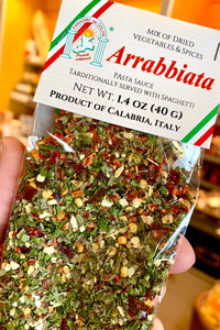 Arrabbiata Mix for Sauce 40g
