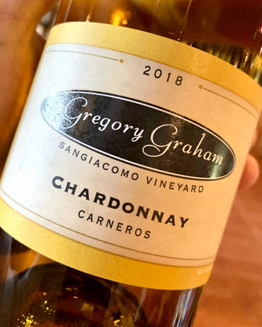 2018 Gregory Graham Chardonnay  750ml