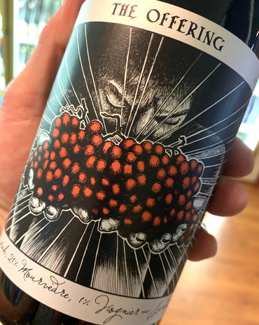 2018 Sans Liege 'The Offering'  750ml
