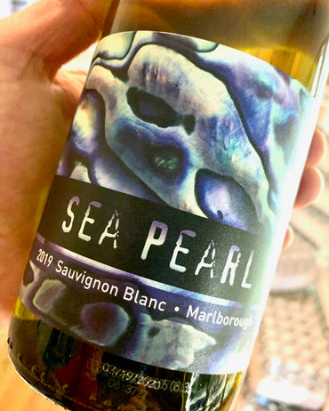 2019 Sea Pearl Sauvignon Blanc  750ml