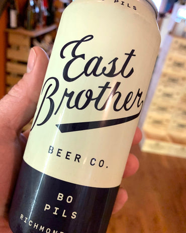 East Brother 'Bo' Pils