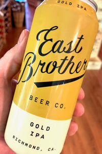East Brother Gold IPA  1 Pint