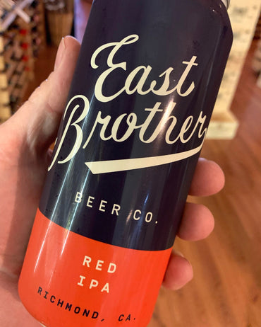 East Brother Red IPA  1 Pint