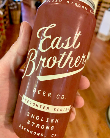 East Brother English Strong Ale  1 Pint
