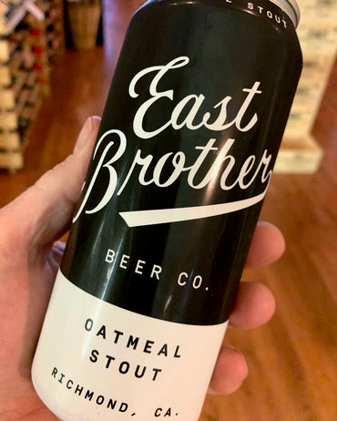 East Brother Oatmeal Stout  1 Pint