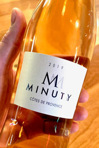 2019 Minuty Rose from Provence  750ml