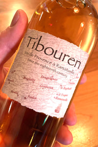2019 Tibouren Rosé from Provence  750ml