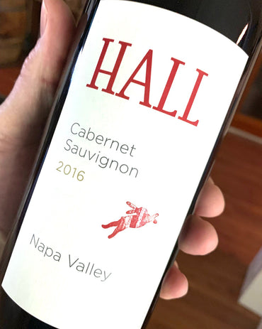 2016 Hall Cabernet Sauvignon  750ml