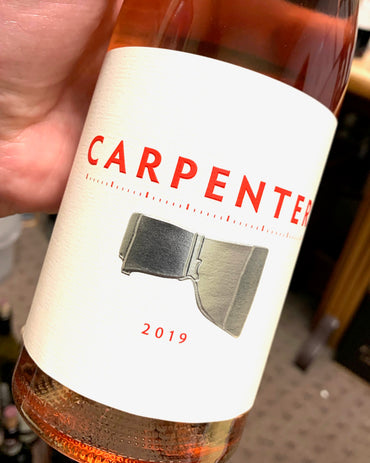 2019 Carpenter White Zinfandel (!!)  750ml