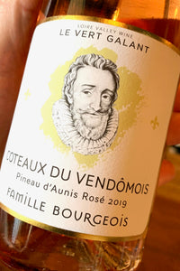 2019 Famille Bourgeois Rosé of Pinot d'Aunis  750ml