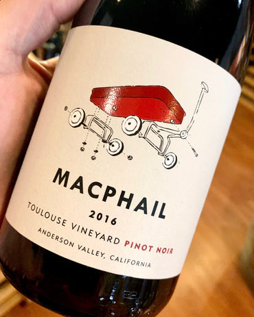 2016 MacPhail Toulouse Vyd Pinot Noir  750ml