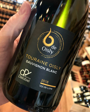 2018 Delobel Touraine  750ml