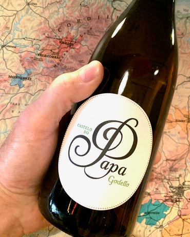 2018 Castelo do Papa Godello   750ml