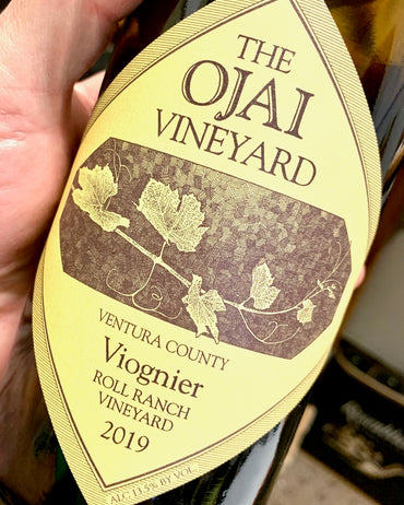 2019 Ojai Viognier  750ml