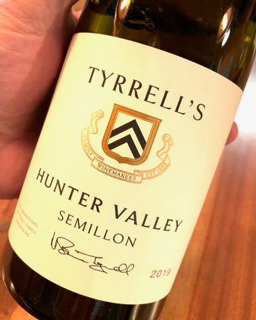 2019 Tyrrell's Semillon  750ml
