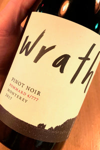2017 WRATH 'Pommard' Pinot Noir  750ml