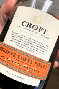 Croft Reserve Tawny Porto  750ml