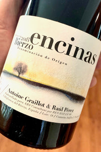 2018 Encinas from Bierzo, Spain  750ml