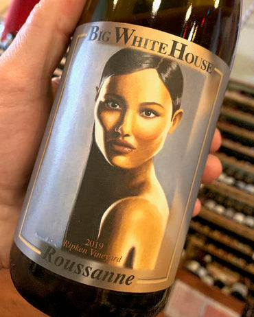 2019 Big White House Roussanne  750ml