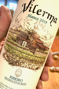 2019 Vilerma Blanco  750ml