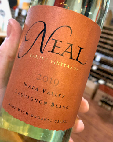 2019 Neal Family Vineyards Sauvignon Blanc  750ml