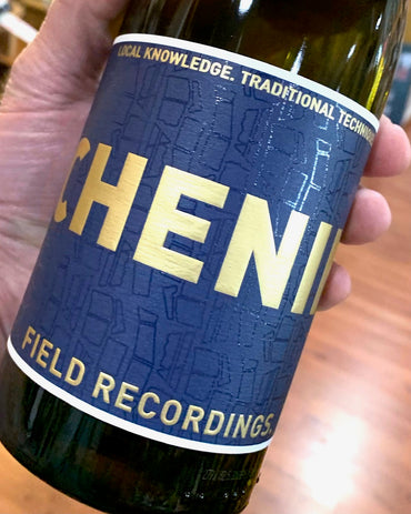 2019 CHENIN by Field Recordings  750ml