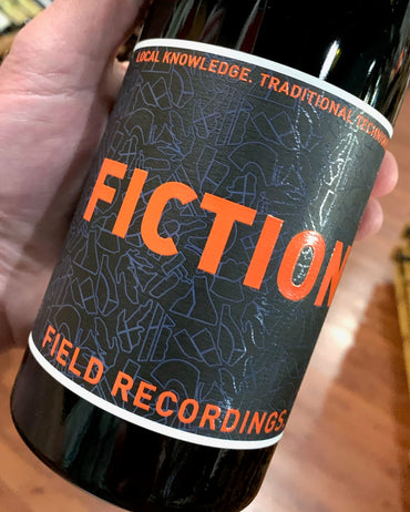 2019 FICTION Red by Field Recordings 750ml