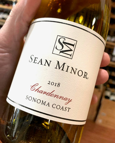 2018 Sean Minor SONOMA COAST Chardonnay 750ml