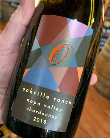 2018 Oakville Ranch Chardonnay  750ml