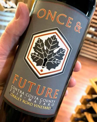 2018 Once & Future Mataro - Oakley Road Vyd  750ml