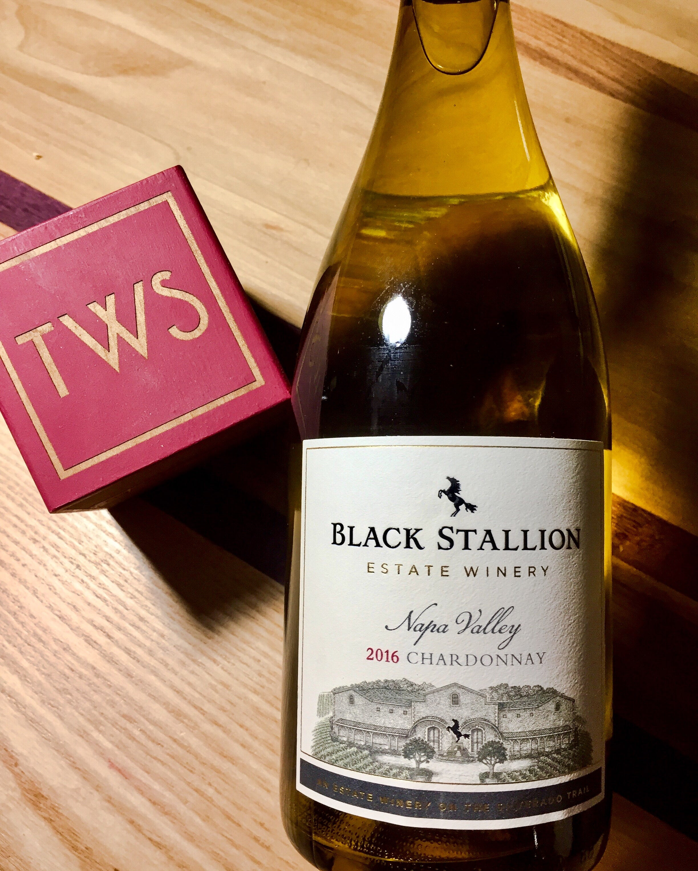 2016 Black Stallion Chardonnay