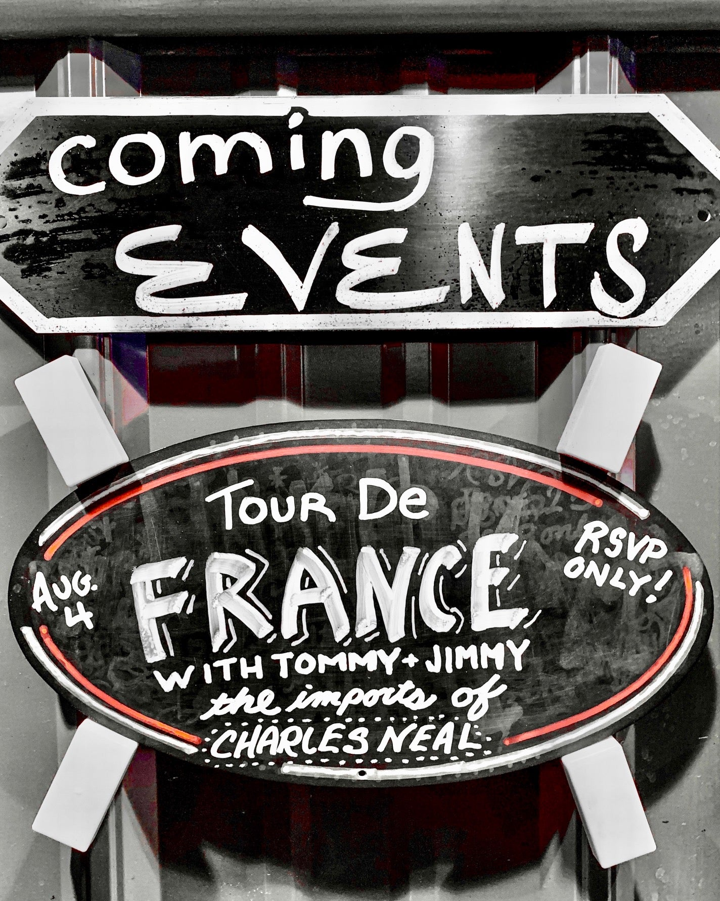 Sold Out: Tom 'n Jim Show FRANCE - AGAIN!