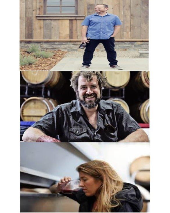 The Winemakers of Sans Liege, Herman Story, & Desparada