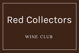 Red Collectors Wine Club - Monthly