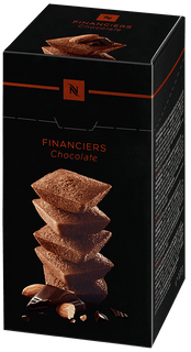 FINANCIERS CHOCOLATE