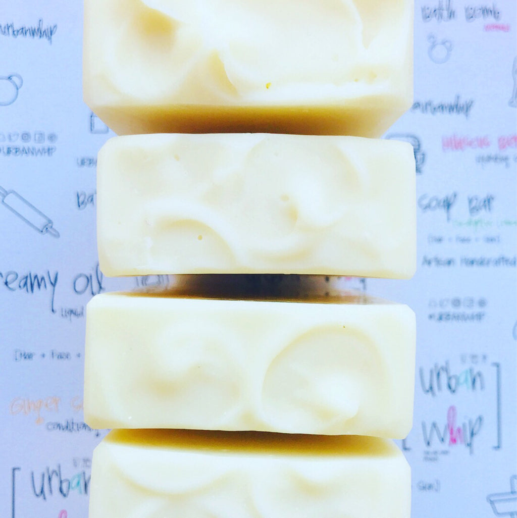Sweet Orange + Tangerine Soap Bar