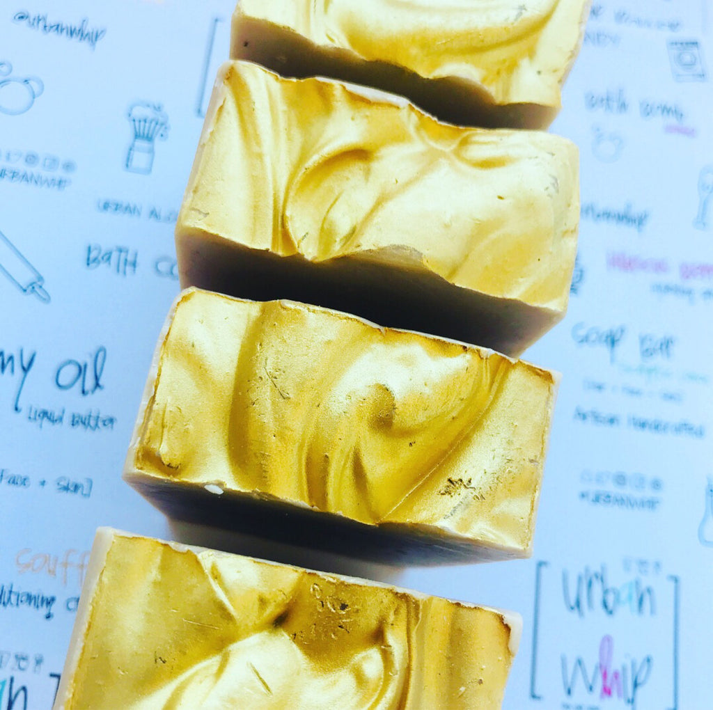 Ginger Souffle Soap Bar