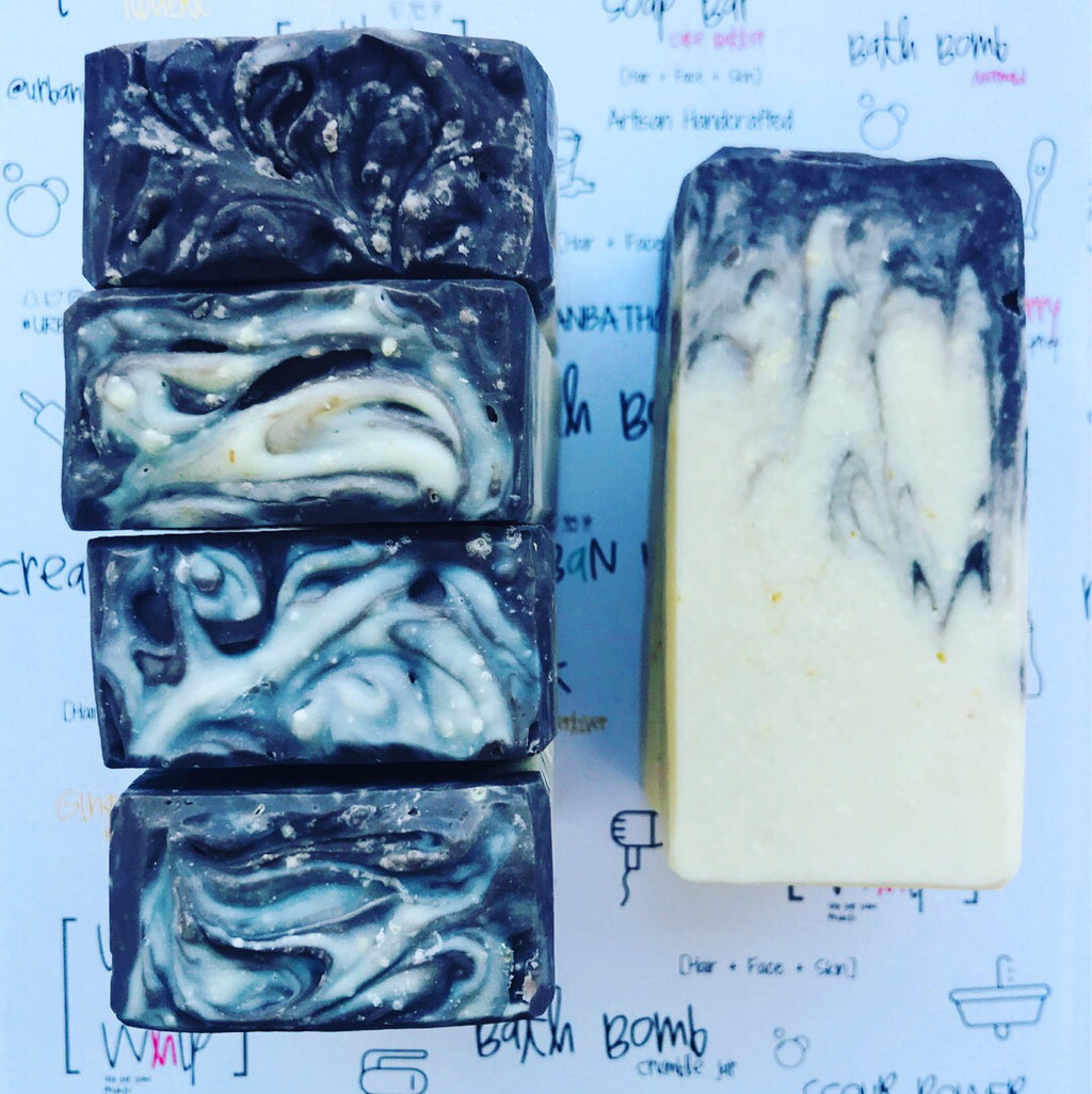 Pure Oatmilk Soap Bar