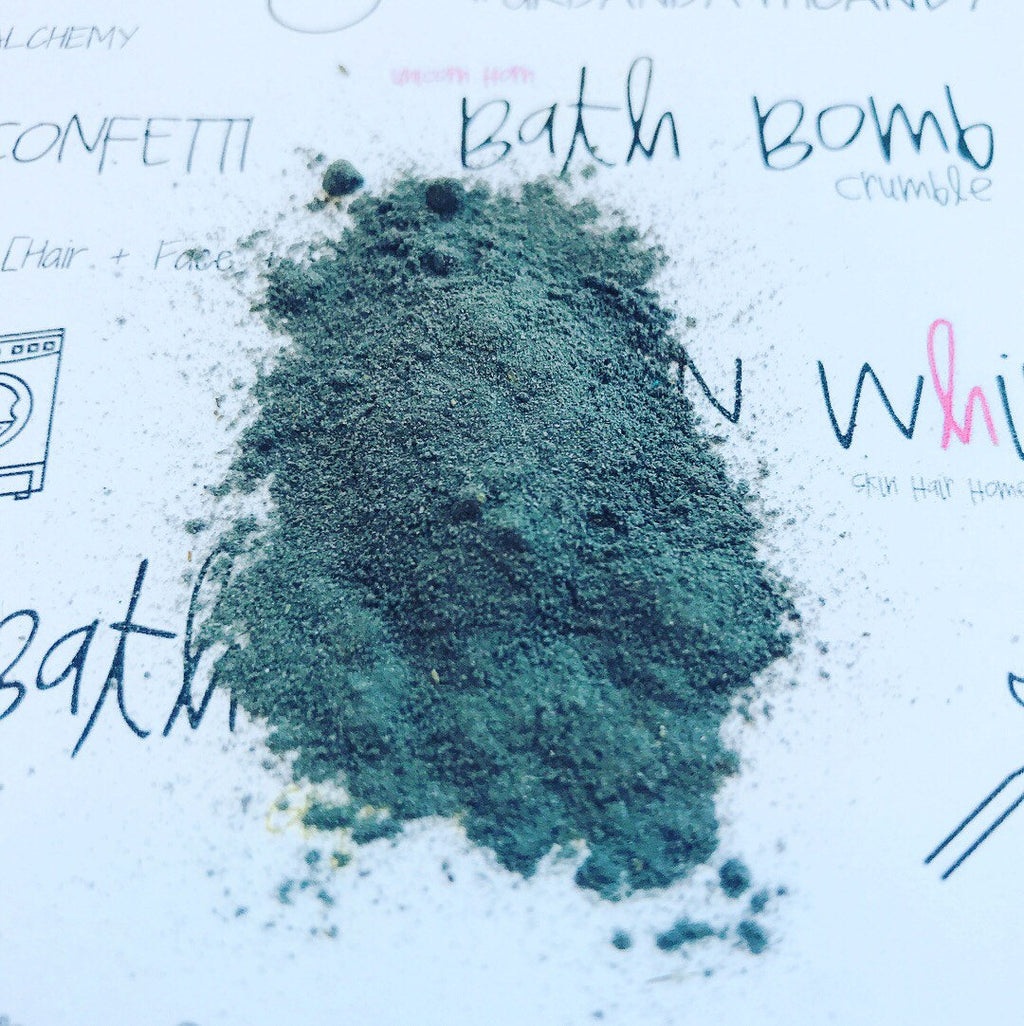 Charcoal Deodorant Powder | All Natural