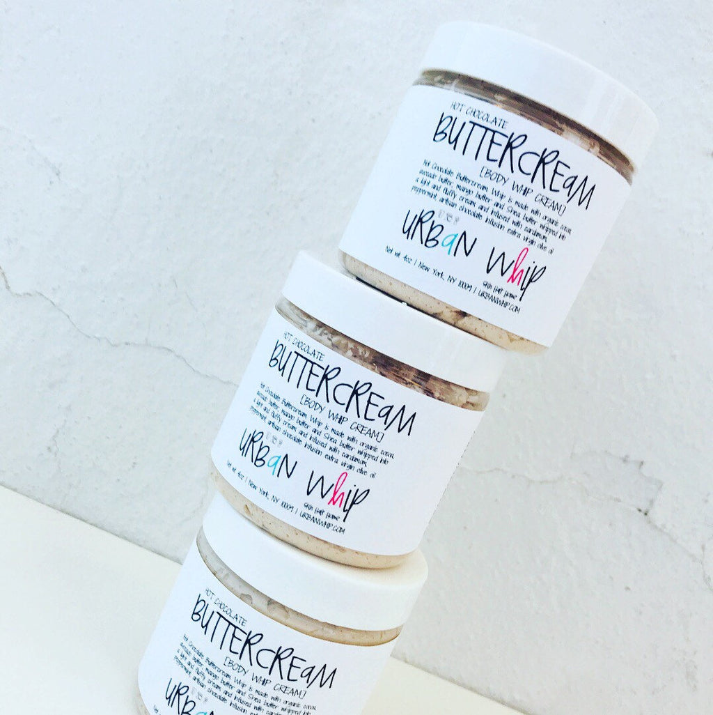 hOT cHOCOLATE bUTTERCREAM bODY wHIP | Body Butter | Moisture Cream